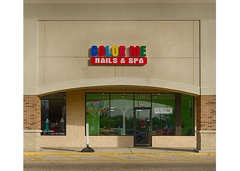 Cincinnati nail salon Color Me Nails & Spa