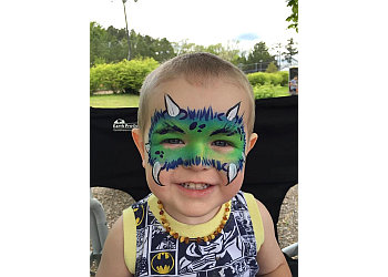 Richmond face painting Color Me Wild Face Painting