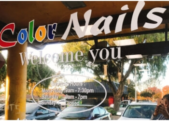 San Jose nail salon Color Nails Salon