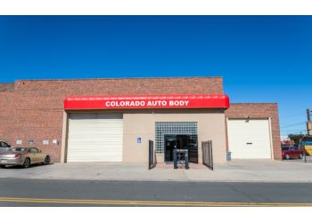 Aurora auto body shop Colorado Auto Body