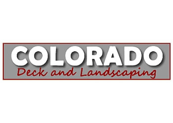 Aurora landscaping company Colorado Deck and Landscaping Co, Inc