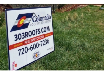 Aurora roofing contractor Colorado Roofing Solutions