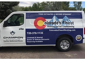 Boulder hvac service Colorado's Finest Heating and Air Conditioning