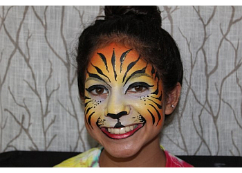 Colorz Face Painting