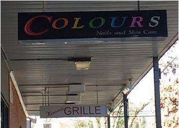 Worcester nail salon Colours Nail Spa