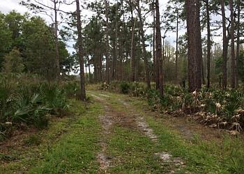 Lakeland hiking trail Colt Creek State Park Trail
