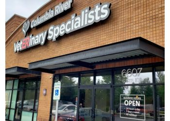 Vancouver veterinary clinic Columbia River Veterinary Specialists