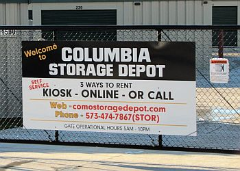 Columbia storage unit Columbia Storage Depot