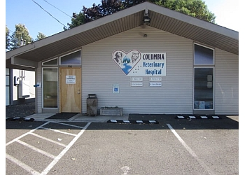 Tacoma veterinary clinic Columbia Veterinary Hospital