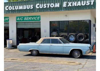 Columbus car repair shop Columbus Custom Exhaust