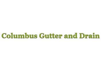 Columbus gutter cleaner Columbus Gutter and Drain