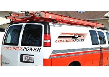 Columbus electrician Columbus Power