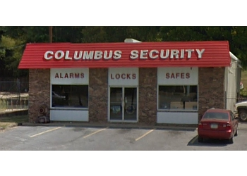 Columbus locksmith Columbus Security