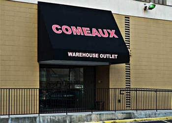 New Orleans furniture store Comeaux Outlet & Clearance Center