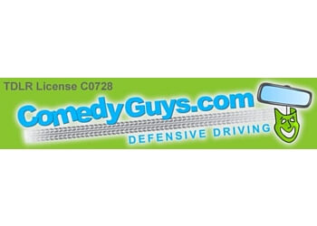 Dallas driving school Comedy Guys Defensive Driving
