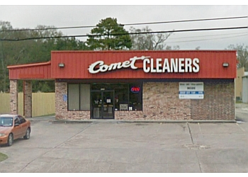 Beaumont dry cleaner Comet Cleaners