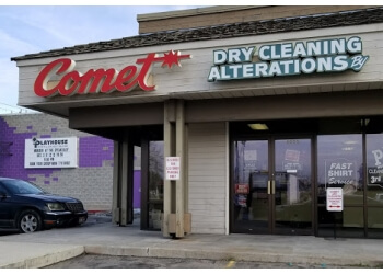 Boise City dry cleaner Comet Cleaners & Laundry