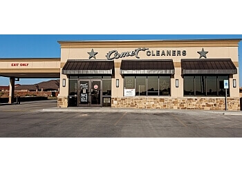 Lubbock dry cleaner Comet Cleaners