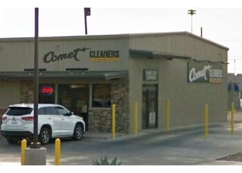 Midland dry cleaner Comet Cleaners