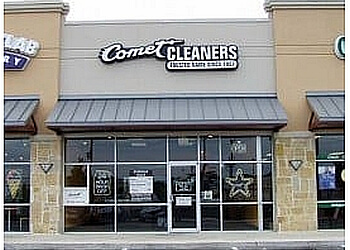 San Antonio dry cleaner Comet Cleaners