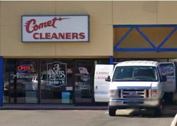 Boise City dry cleaner Comet Cleaners and Laundry