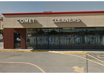 Garland dry cleaner Comet Cleaners and Laundry