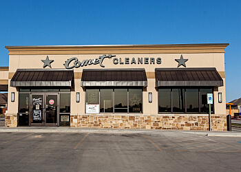 Lubbock dry cleaner Comet Cleaners and Laundry