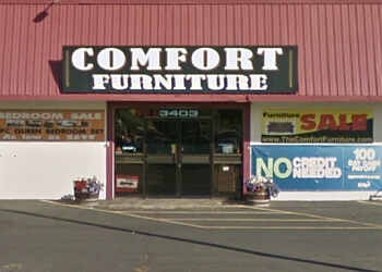 Spokane furniture store Comfort Furniture