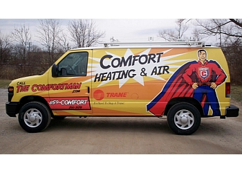 Lexington hvac service Comfort Heating & Air