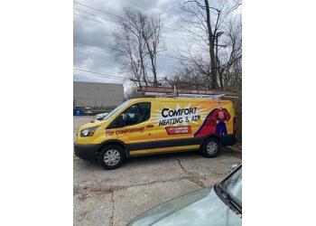 Lexington hvac service Comfort Heating & Air