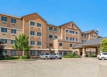 Waco hotel Comfort Suites