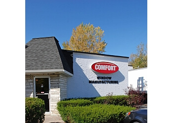 Syracuse window company Comfort Windows