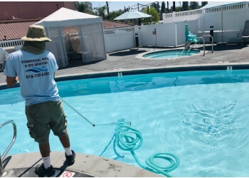 Glendale pool service Commercial Pool & Spa Services
