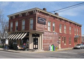 Lexington cafe Common Grounds