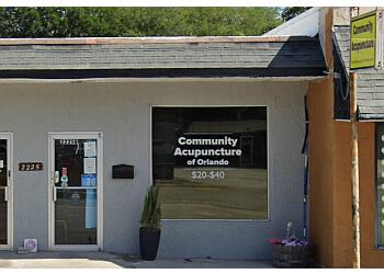 Orlando acupuncture Community Acupuncture of Orlando