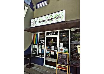 St Petersburg cafe Community Cafe