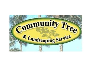 West Palm Beach landscaping company Community Tree & Landscape Service