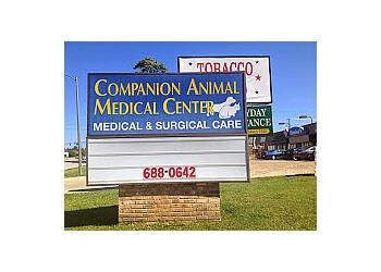 Shreveport veterinary clinic Companion Animal Medical Center