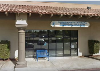 Visalia veterinary clinic Companion Animal Medical Center