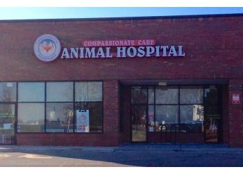 Ann Arbor veterinary clinic Compassionate Care Animal Hospital