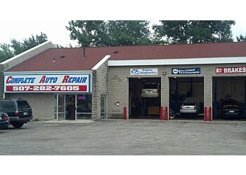 Rochester car repair shop Complete Auto Repair