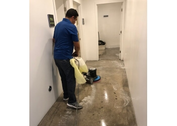 Riverside commercial cleaning service Complete Business Solutions Janitorial