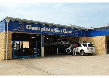 Columbia car repair shop Complete Car Care Inc.
