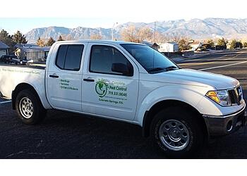 Colorado Springs pest control company Complete Pest Control LLC