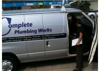 Vallejo plumber Complete Plumbing Works