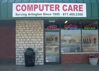 Arlington computer repair Computer Care
