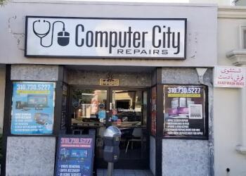 Los Angeles computer repair Computer City Repairs