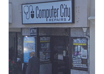 Los Angeles computer repair Computer City Repairs
