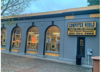 Fremont computer repair Computer World Inc