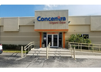 Miami Gardens urgent care clinic Concentra